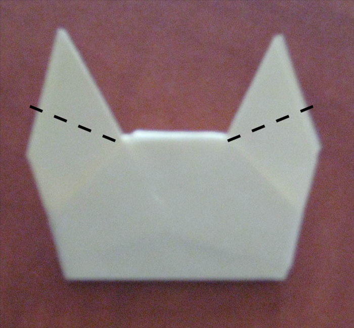 Flip the paper over .
