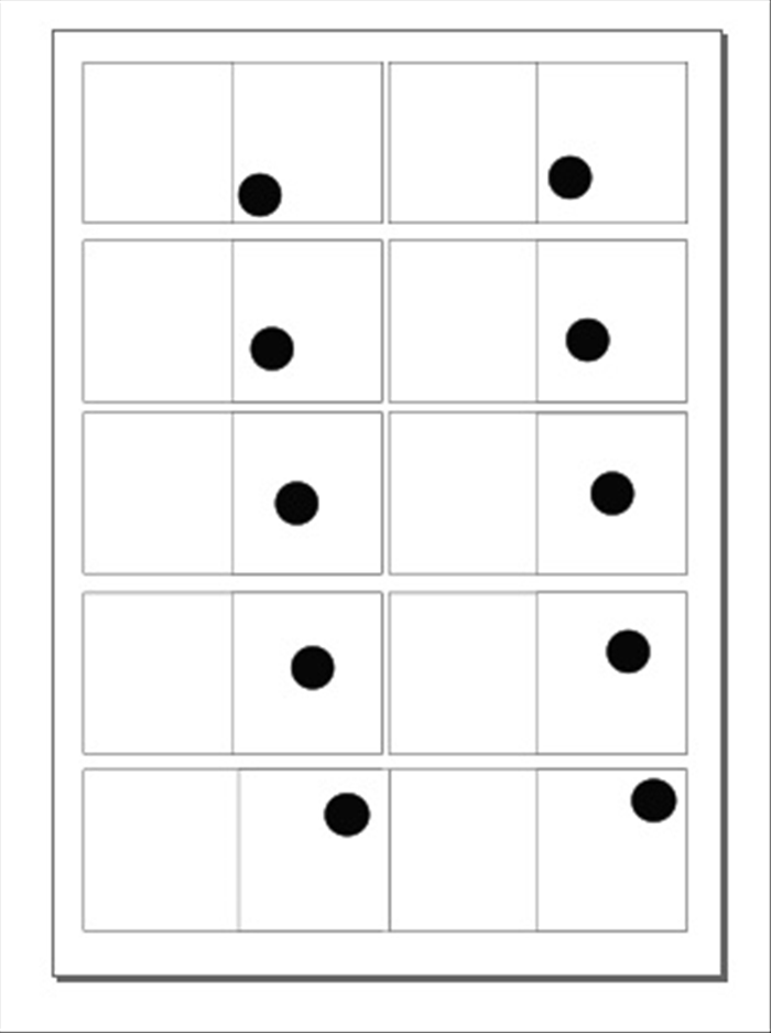 <p> 20  Repeat - copy the square and drawing, select the drawing and move it slightly for each page of your animation.</p>  <p> In this case there are 10 pages. Save this file as Page 1 to 10 . for easy reference.</p>  <p> Copy the last square and it's drawing.</p>  <p> Open the the blank template you saved in Step 9.</p>  <p> Paste it into the first square, make the slight change in the drawing to continue where you left off creating more pages of your flipbook.</p>  <p>  In this case it would be saved as a new file named Page 11 to 20  </p>  <p> Repeat creating and saving as many files as you need to complete your flipbbok. Have fun experimenting!  </p>