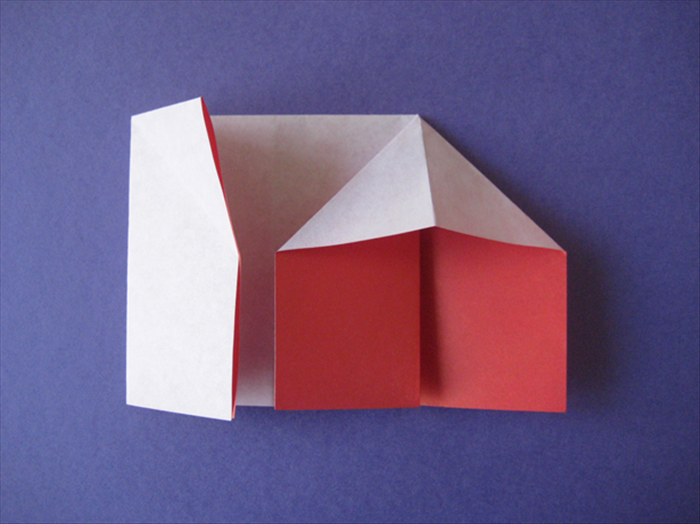 How To Fold An Origami House Origami For Children