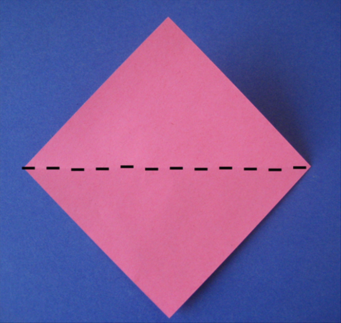 If your paper is colored on one side place the colored side facing down