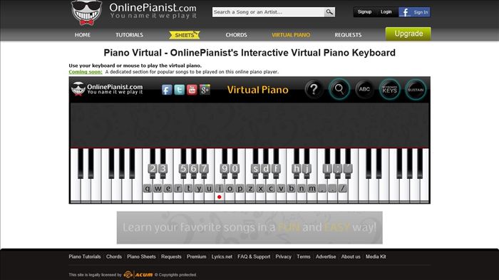 <p> <a href='http://www.onlinepianist.com/virtual_piano/' rel='nofollow'>http://www.onlinepianist.com/virtual_piano/</a></p>
